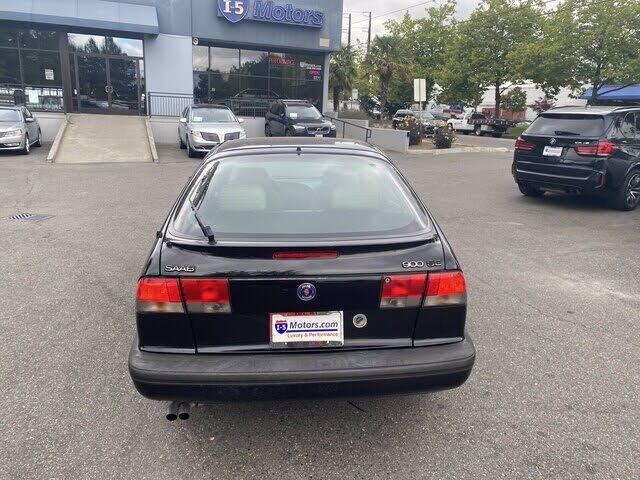 1995 Saab 900 4 Dr SE V6 Hatchback