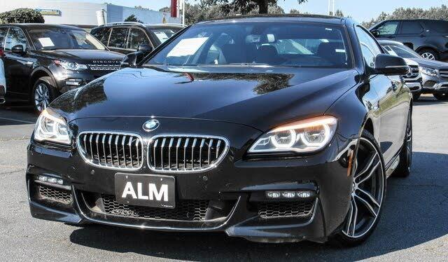 2019 BMW 6 Series 640i Gran Coupe RWD