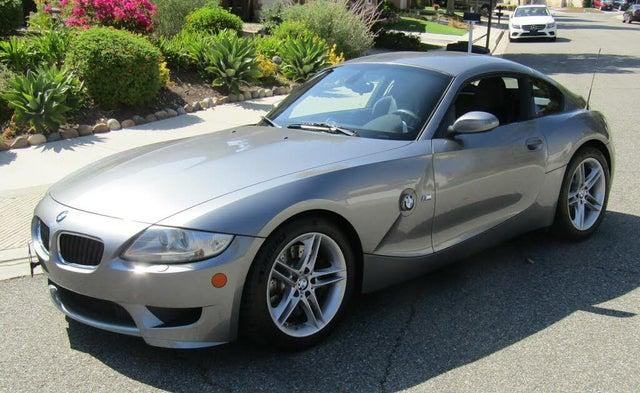 2008 BMW Z4 M Coupe RWD