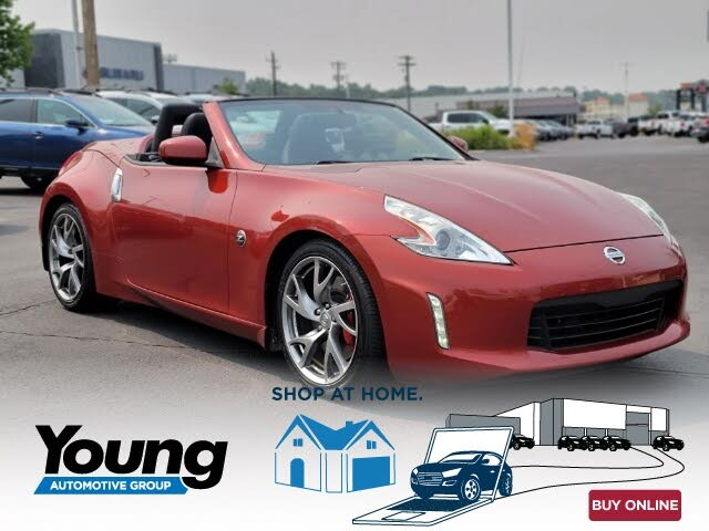 2013 Nissan 370Z Roadster Touring