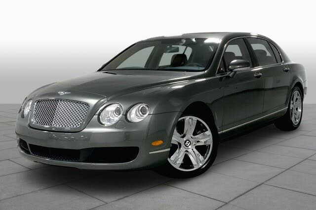 2008 Bentley Continental Flying Spur W12 AWD