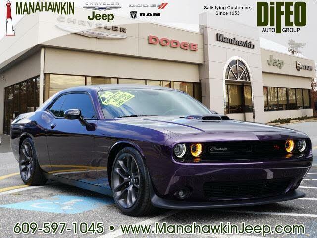 2020 Dodge Challenger R/T Scat Pack RWD