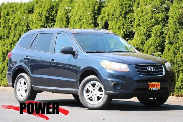 2010 Hyundai Santa Fe 2.4L GLS AWD