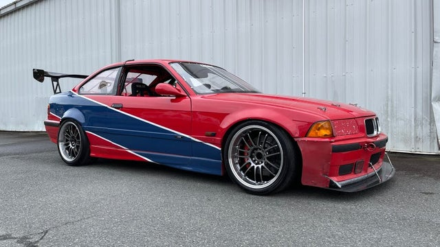 1996 BMW M3 Coupe RWD
