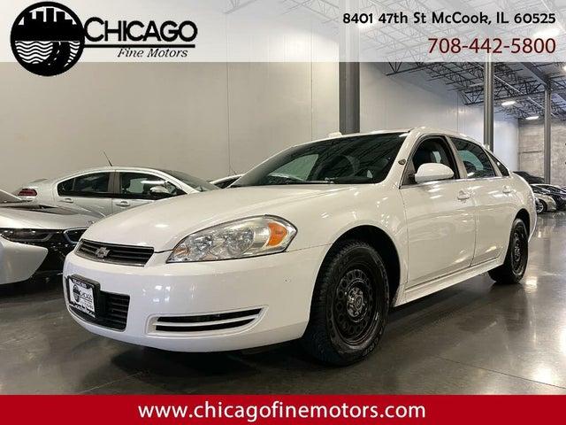 2011 Chevrolet Impala Police FWD