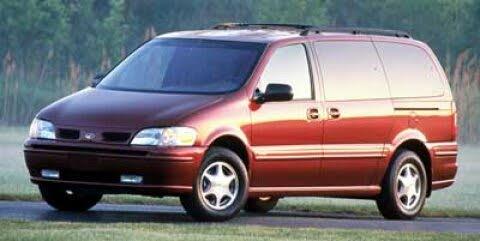 2000 Oldsmobile Silhouette 4 Dr GL Passenger Van Extended