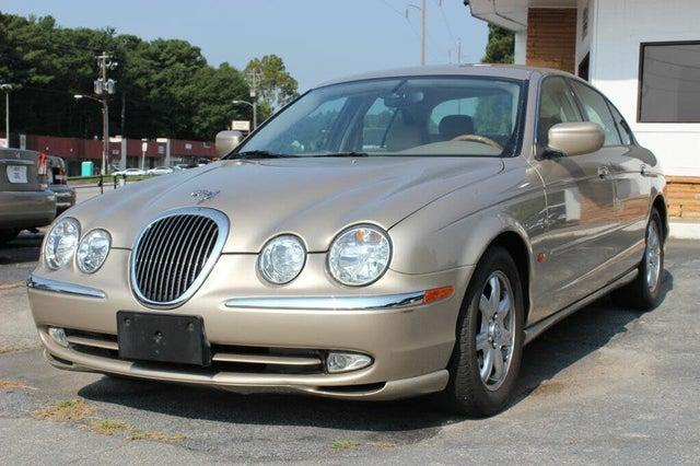 2000 Jaguar S-TYPE 4.0L V8 RWD