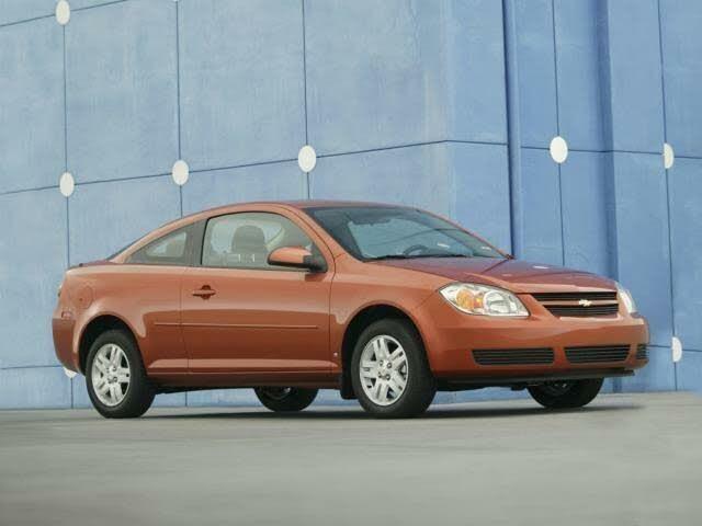 2009 Chevrolet Cobalt 2LT Coupe FWD