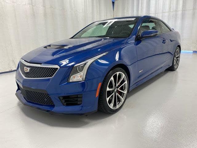 2019 Cadillac ATS-V Coupe RWD