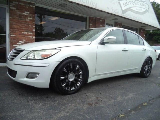 2010 Hyundai Genesis 3.8 RWD