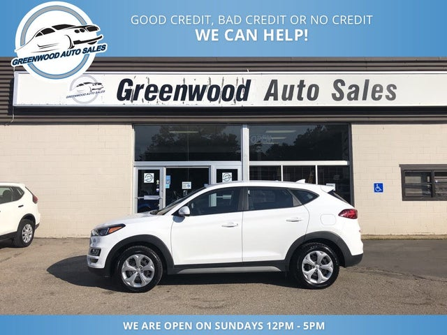 2019 Hyundai Tucson Essential AWD with Safety Package