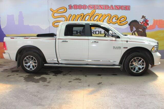 2017 RAM 1500 Laramie Limited Crew Cab LB 4WD