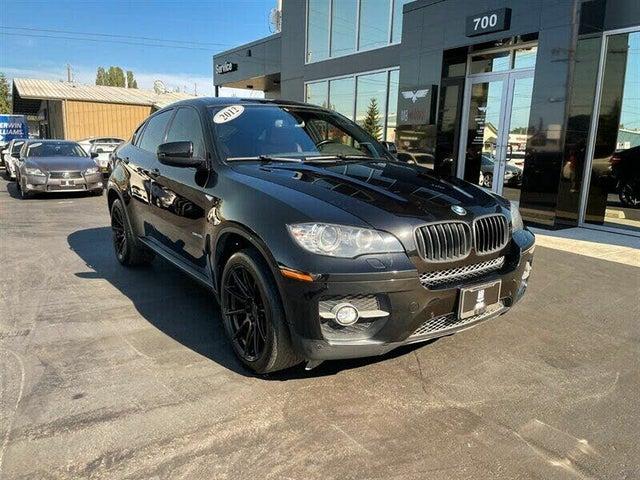2012 BMW X6 xDrive35i AWD