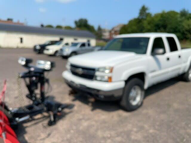 2006 Chevrolet Silverado 1500HD 2LT Crew Cab 4WD