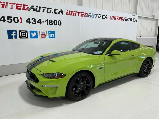 2020 Ford Mustang GT Coupe RWD