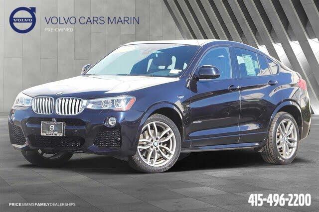 2015 BMW X4 xDrive35i AWD