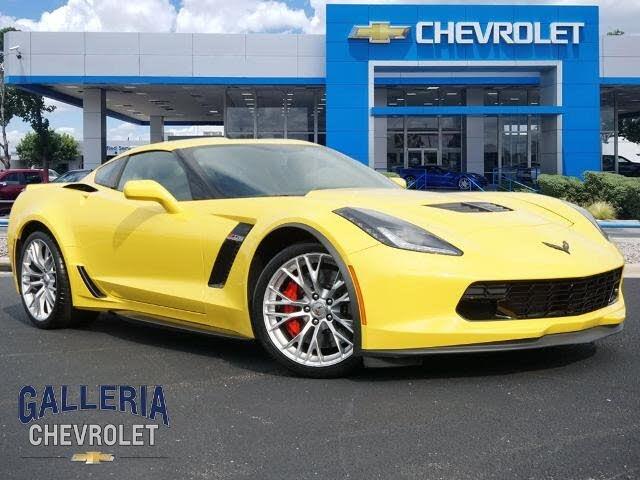 2019 Chevrolet Corvette Z06 1LZ Coupe RWD