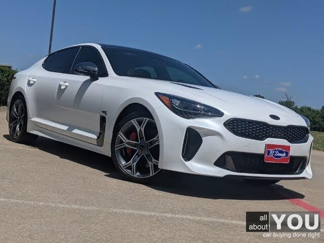 2020 Kia Stinger GT1 RWD