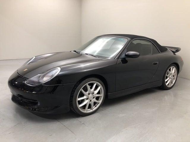 2000 Porsche 911 Carrera 4 Cabriolet AWD