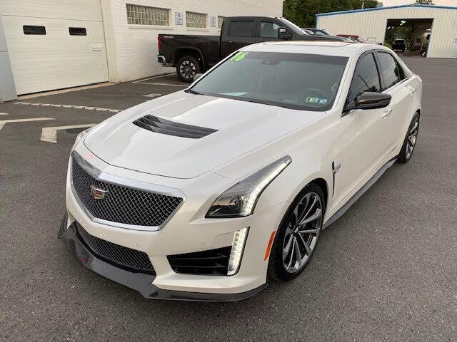 2016 Cadillac CTS-V RWD