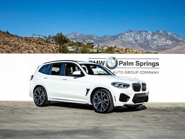 2021 BMW X3 M AWD