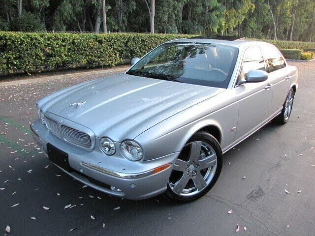 2006 Jaguar XJ-Series XJR RWD