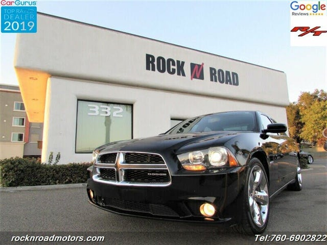2012 Dodge Charger R/T Road & Track RWD