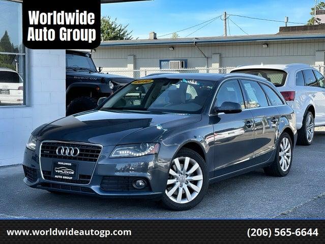 2010 Audi A4 Avant 2.0T quattro Premium Plus AWD