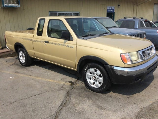 1998 Nissan Frontier 2 Dr XE Extended Cab SB