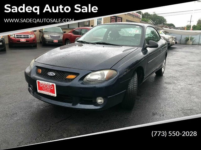 2003 Ford Escort ZX2