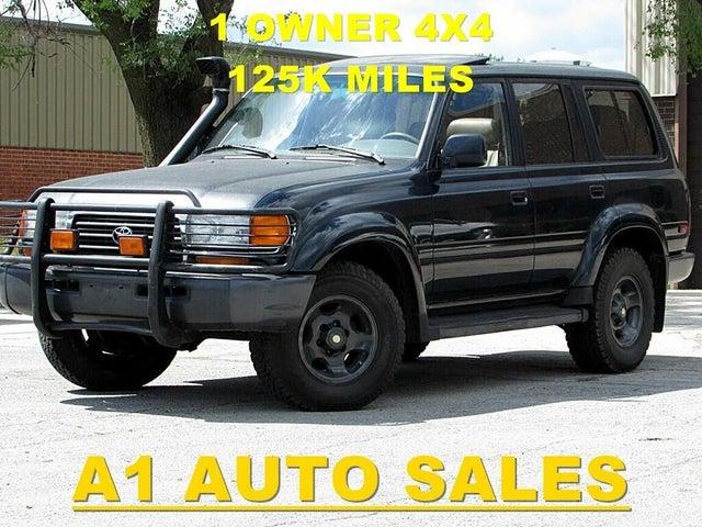 1995 Toyota Land Cruiser 4WD