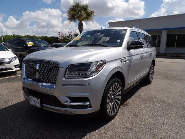 2018 Lincoln Navigator Reserve 4WD