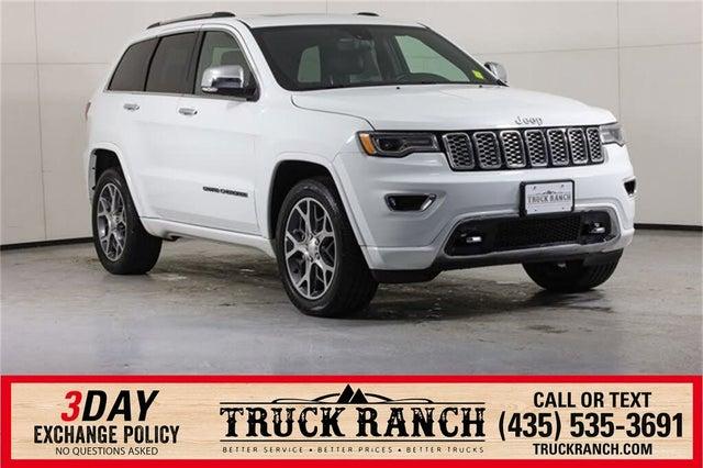 2020 Jeep Grand Cherokee Overland 4WD