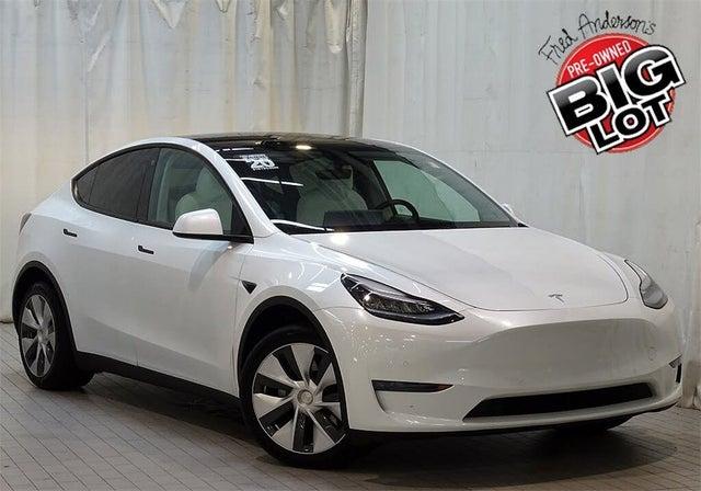 2020 Tesla Model Y Long Range AWD