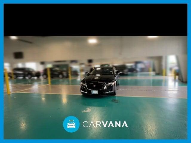 2020 Jaguar XF 25t Prestige AWD