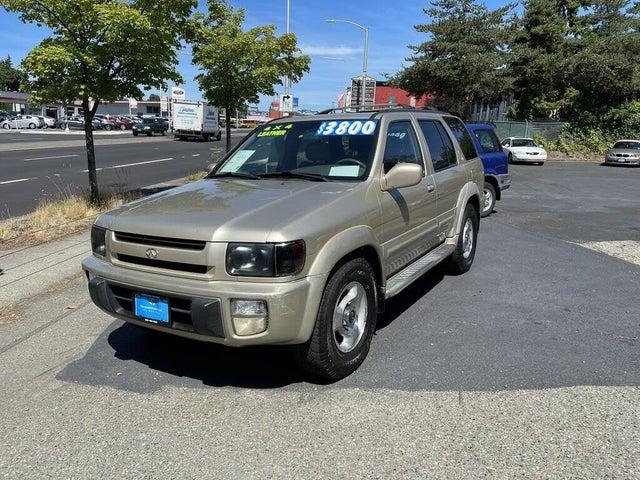 2000 INFINITI QX4 4WD
