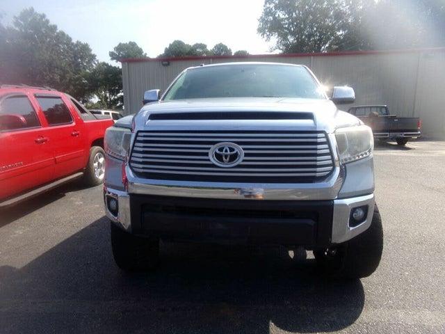 2014 Toyota Tundra Limited CrewMax 5.7L FFV 4WD