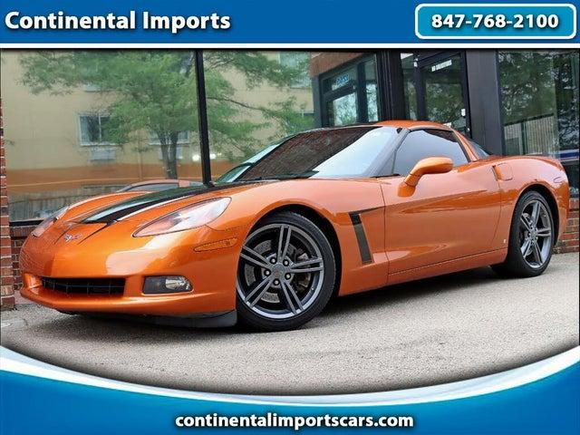 2008 Chevrolet Corvette Coupe RWD