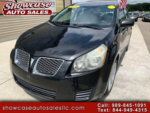 2009 Pontiac Vibe 2.4L