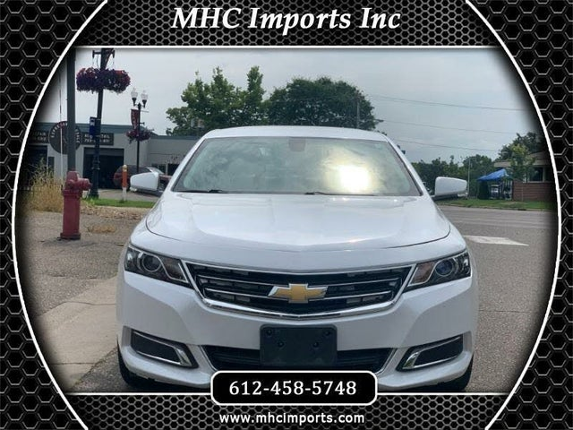 2016 Chevrolet Impala 2LT FWD