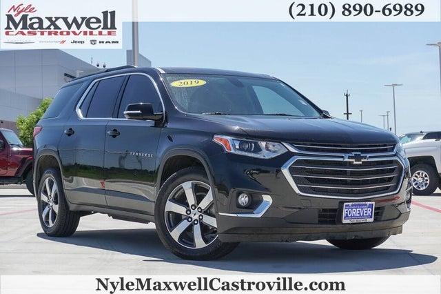 2019 Chevrolet Traverse LT Leather FWD