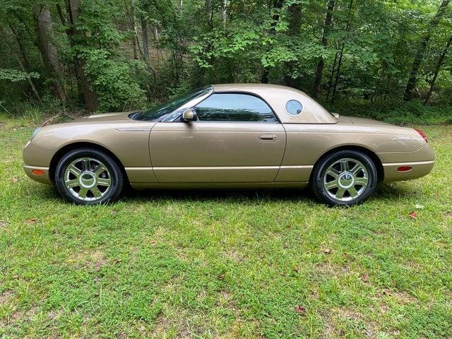 2005 Ford Thunderbird 50th Anniversary Edition RWD