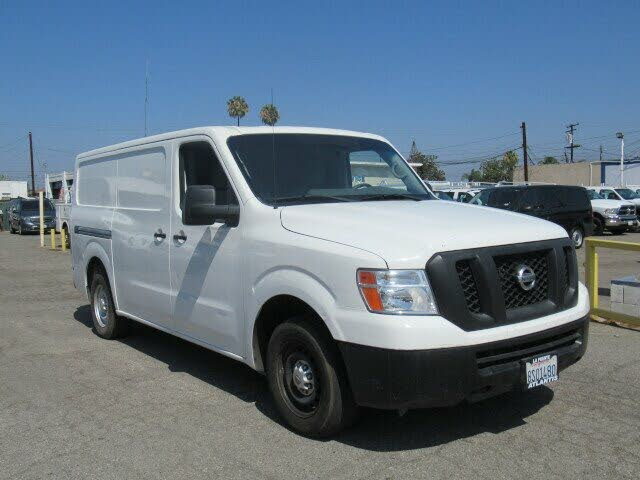 2016 Nissan NV Cargo 2500 HD SV with High Roof
