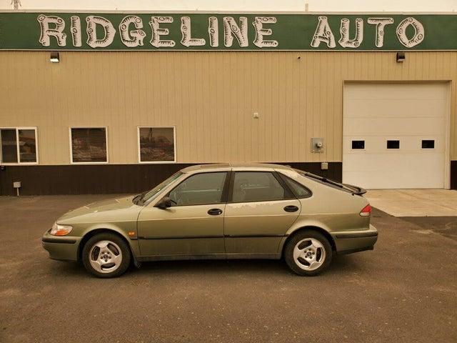 1999 Saab 9-3 4 Dr Turbo Hatchback