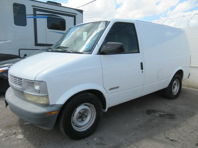 2000 Chevrolet Astro Cargo Extended RWD