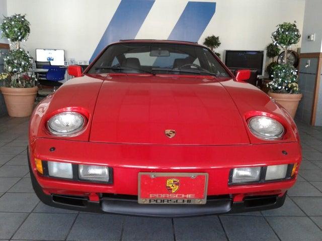 1986 Porsche 928 S Hatchback