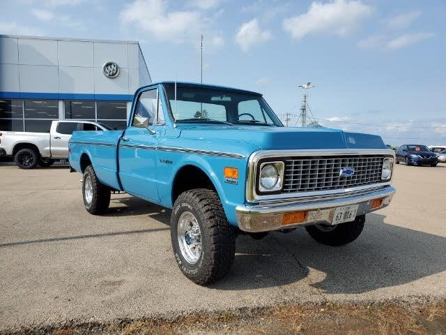 1972 Chevrolet C/K 20 C20 RWD
