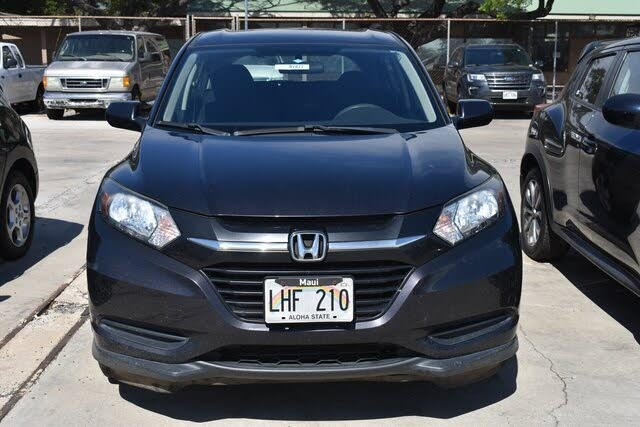 2017 Honda HR-V LX AWD
