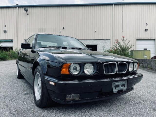 1995 BMW 5 Series 525i Sedan RWD