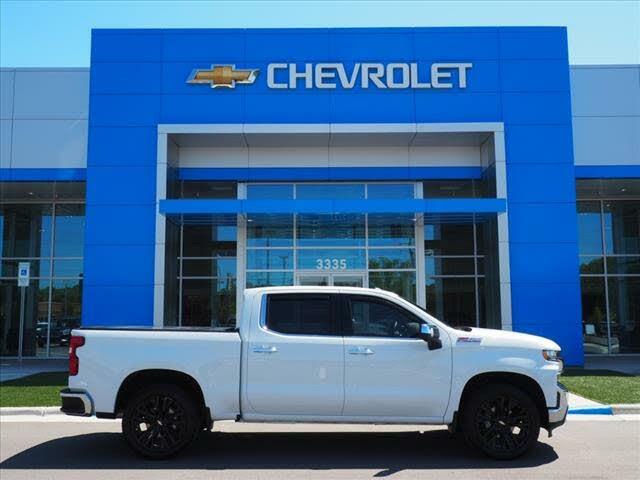2020 Chevrolet Silverado 1500 LTZ Crew Cab 4WD
